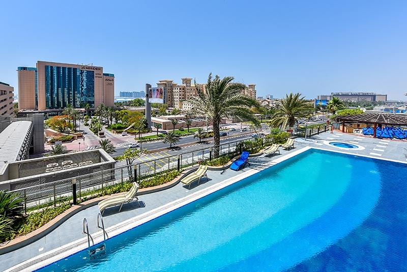 1 Bedroom Apartment For Rent in  Ocean Heights,  Dubai Marina | 11