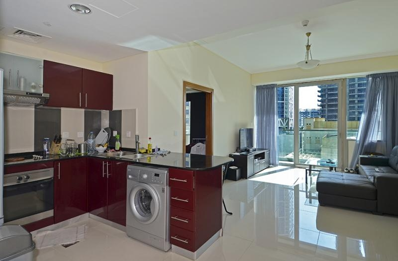 1 Bedroom Apartment For Rent in  Ocean Heights,  Dubai Marina | 2