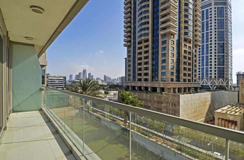1 Bedroom Apartment For Rent in  Ocean Heights,  Dubai Marina | 1
