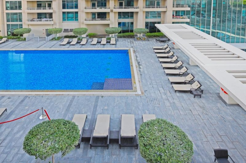 2 Bedroom Apartment For Rent in  Boulevard Central Tower 1,  Downtown Dubai | 11