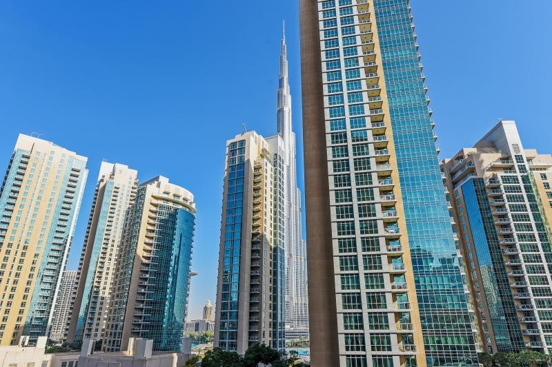 2 Bedroom Apartment For Rent in  Boulevard Central Tower 1,  Downtown Dubai | 14