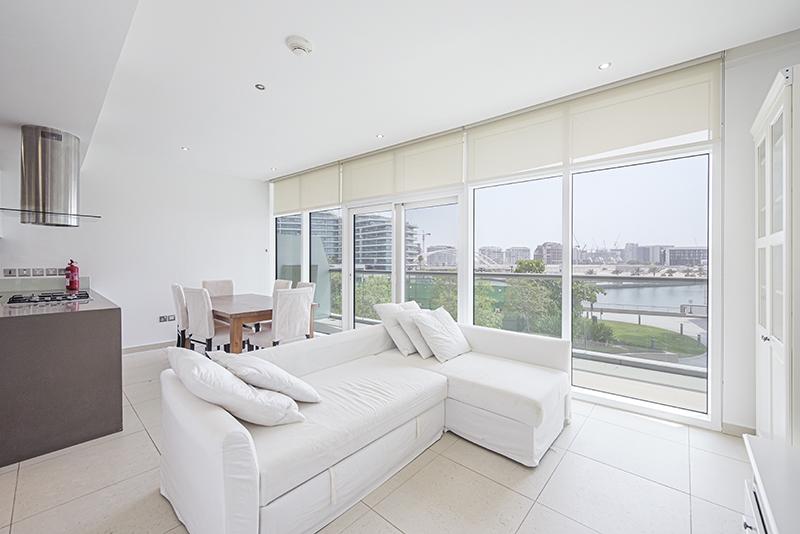 1 Bedroom Apartment For Rent in  Al Naseem Residences B,  Al Raha Beach | 1