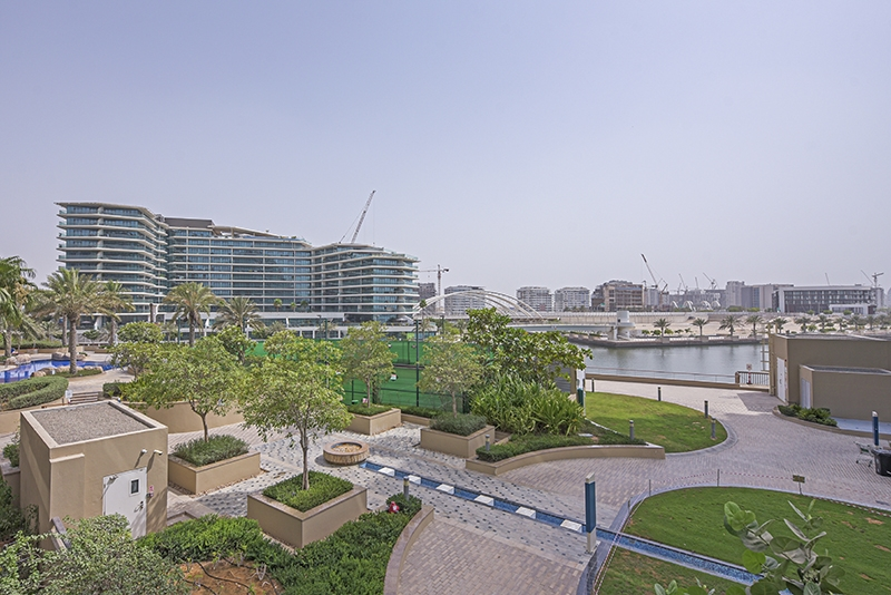 1 Bedroom Apartment For Rent in  Al Naseem Residences B,  Al Raha Beach | 9