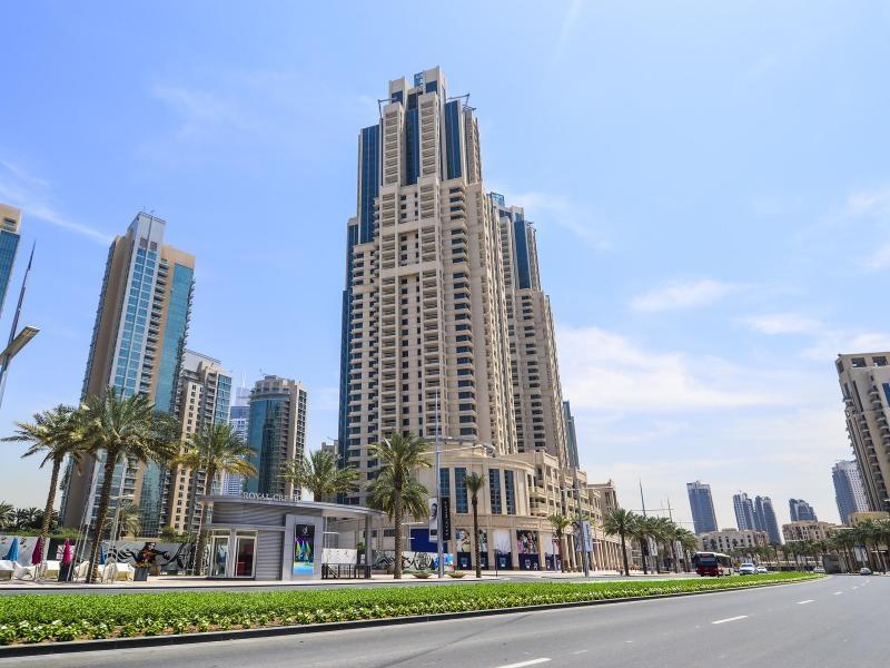 Studio Apartment For Rent in  29 Burj Boulevard Podium,  Downtown Dubai   13