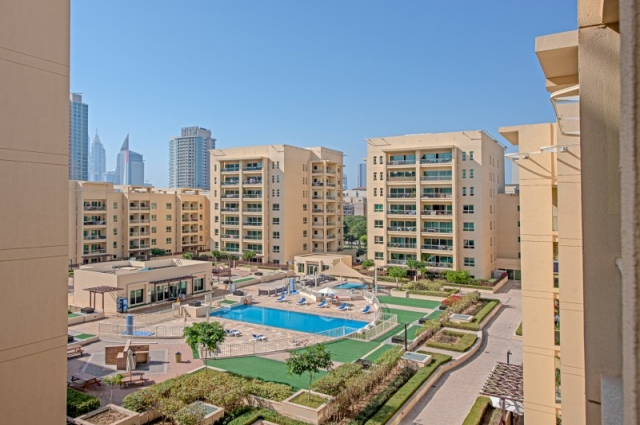 Al Dhafra 3, Greens