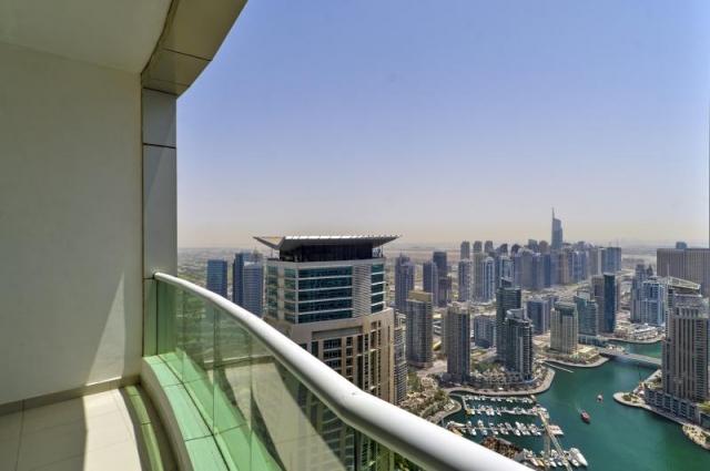 Marina Pinnacle, Dubai Marina