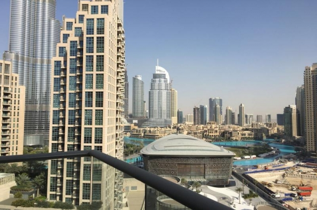 Lofts West, Downtown Dubai