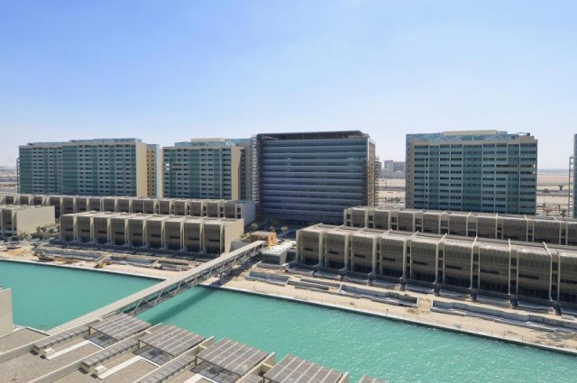 Al Sana 1, Al Raha Beach