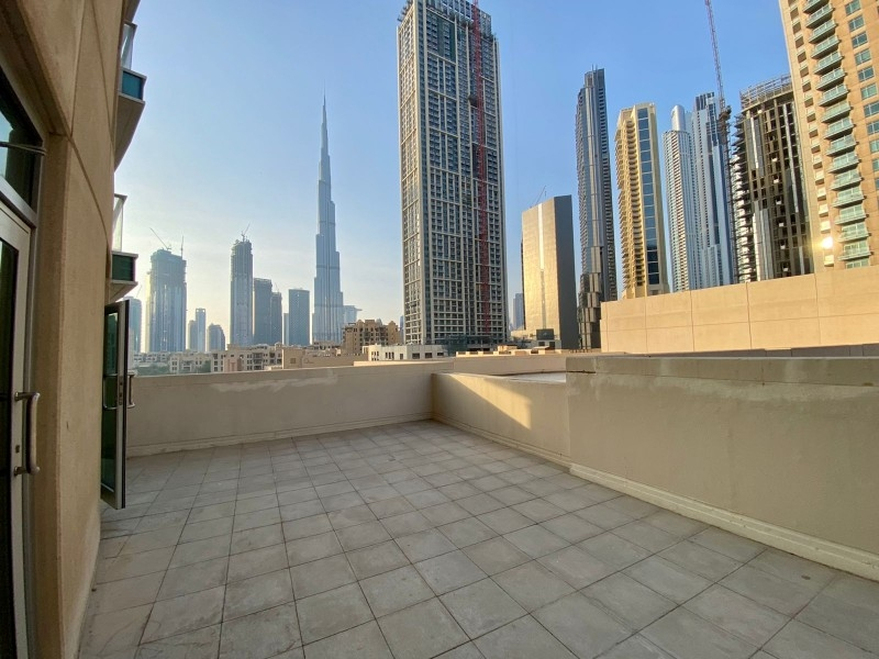 Burj Views Podium, Downtown Dubai