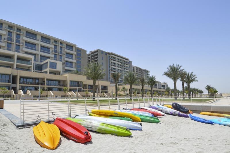 Al Zeina Residential Tower B, Al Raha Beach