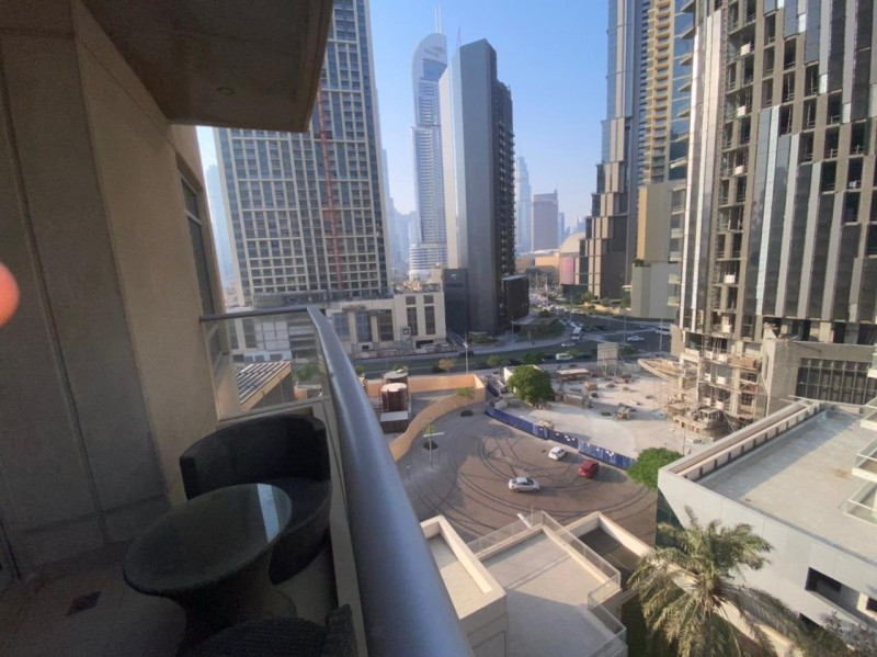 1 Bedroom Apartment For Rent in  Burj Views C,  Downtown Dubai | 13
