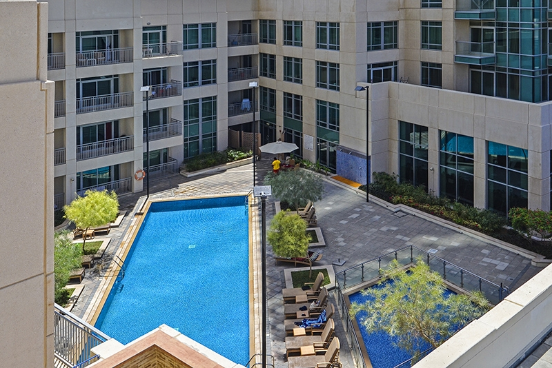 1 Bedroom Apartment For Rent in  Burj Views C,  Downtown Dubai | 10