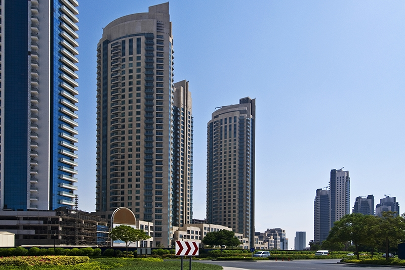1 Bedroom Apartment For Rent in  Burj Views C,  Downtown Dubai | 8