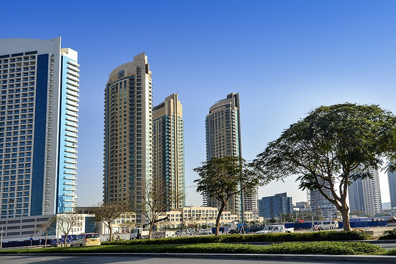 1 Bedroom Apartment For Rent in  Burj Views C,  Downtown Dubai | 9