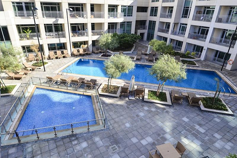 1 Bedroom Apartment For Rent in  Burj Views C,  Downtown Dubai | 11