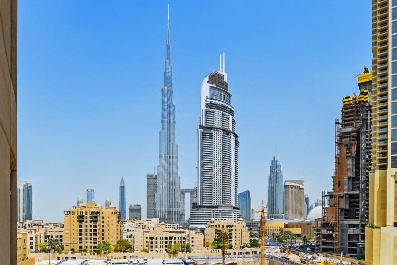 1 Bedroom Apartment For Rent in  Burj Views C,  Downtown Dubai | 7