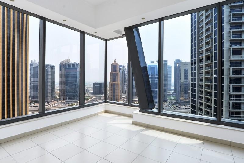 1 Bedroom Apartment For Rent in  Silverene Tower B,  Dubai Marina | 2