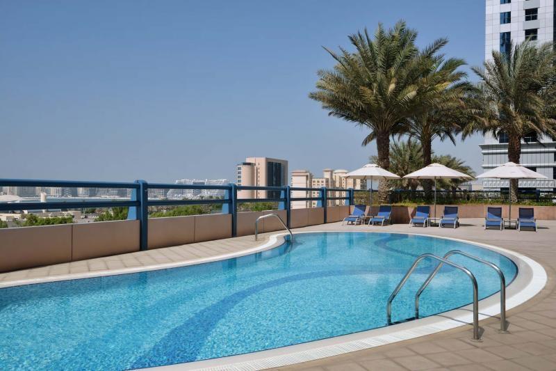 3 Bedroom Hotel Apartment For Rent in  Marriott Harbour Hotel And Suites,  Dubai Marina | 4
