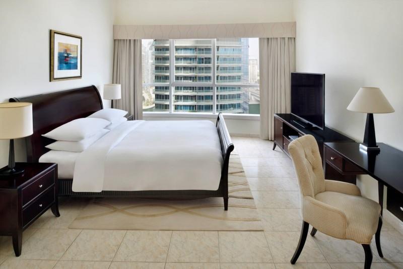 3 Bedroom Hotel Apartment For Rent in  Marriott Harbour Hotel And Suites,  Dubai Marina | 2