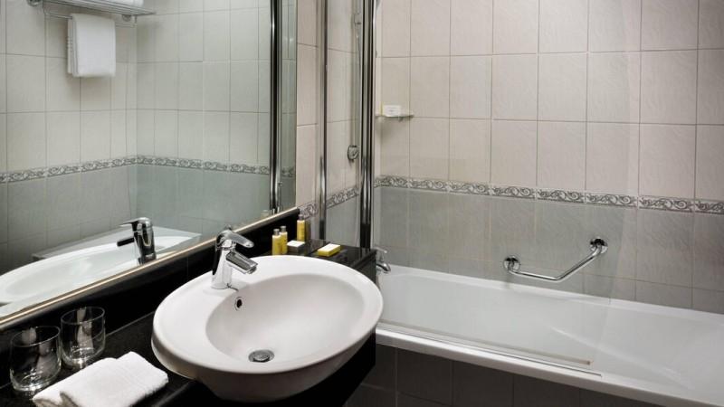 3 Bedroom Hotel Apartment For Rent in  Marriott Harbour Hotel And Suites,  Dubai Marina | 9