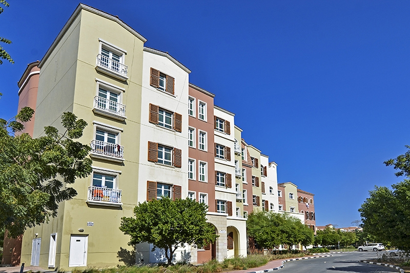 Studio Apartment For Rent in  Building 38 To Building 107,  Discovery Gardens | 12