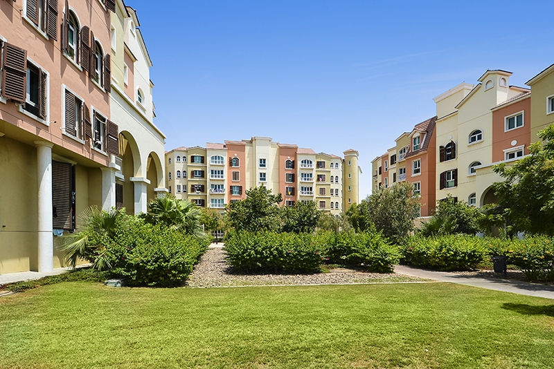Studio Apartment For Rent in  Building 38 To Building 107,  Discovery Gardens | 13