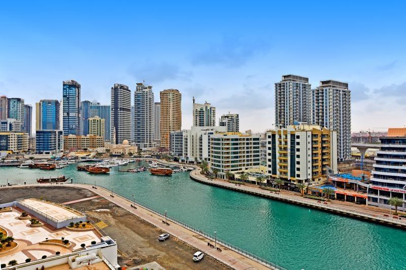 2 Bedroom Apartment For Rent in  Dorra Bay,  Dubai Marina | 12