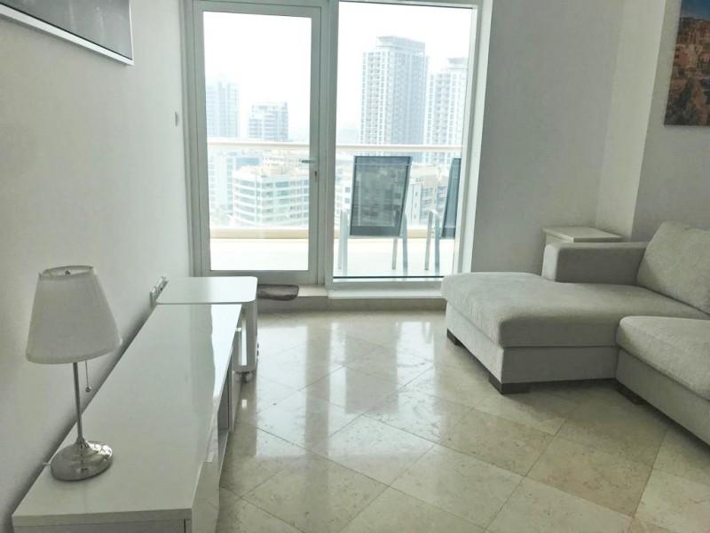 2 Bedroom Apartment For Rent in  Dorra Bay,  Dubai Marina | 1