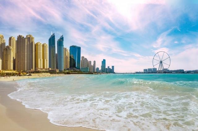 Oasis Beach Tower, Dubai Marina