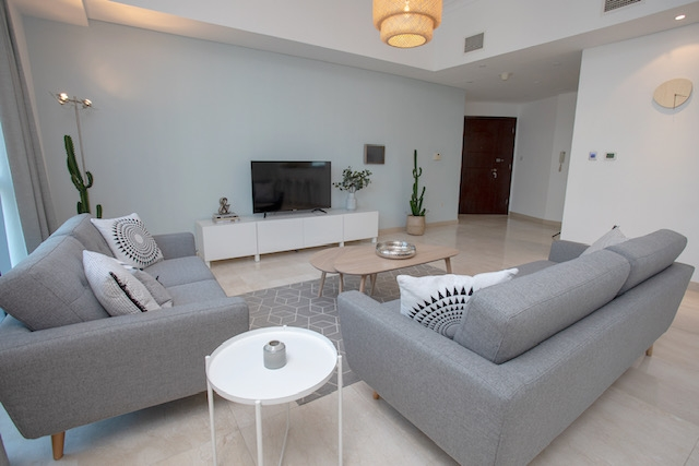 2 Bedroom Apartment For Rent in  The Jewels Tower 2,  Dubai Marina | 3