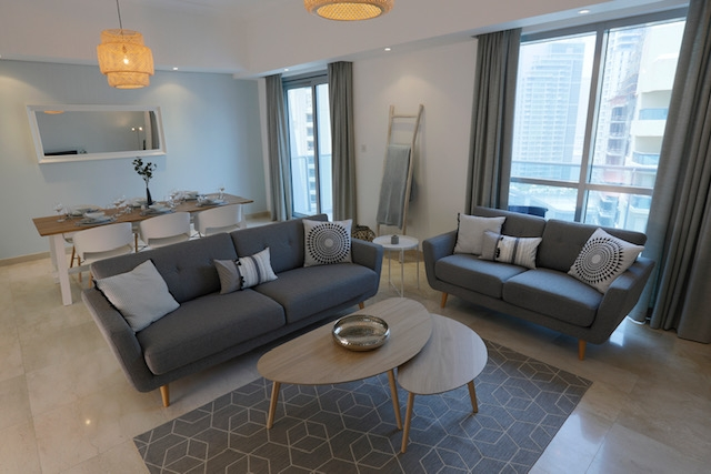 2 Bedroom Apartment For Rent in  The Jewels Tower 2,  Dubai Marina | 1