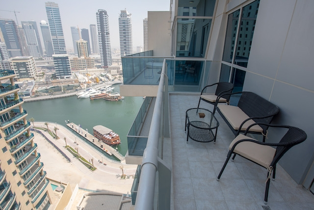 2 Bedroom Apartment For Rent in  The Jewels Tower 2,  Dubai Marina | 6