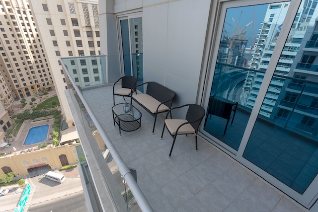 2 Bedroom Apartment For Rent in  The Jewels Tower 2,  Dubai Marina | 12