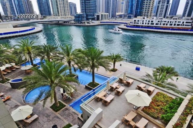Fairfield Tower, Dubai Marina