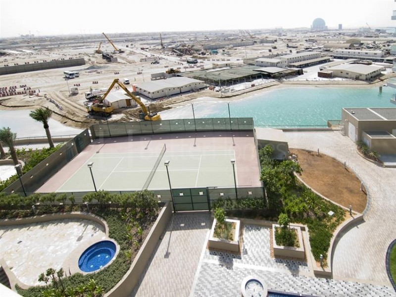 1 Bedroom Apartment For Rent in  Al Naseem Residences A,  Al Raha Beach | 5