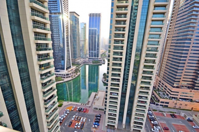 Tamweel Tower, Jumeirah Lake Towers