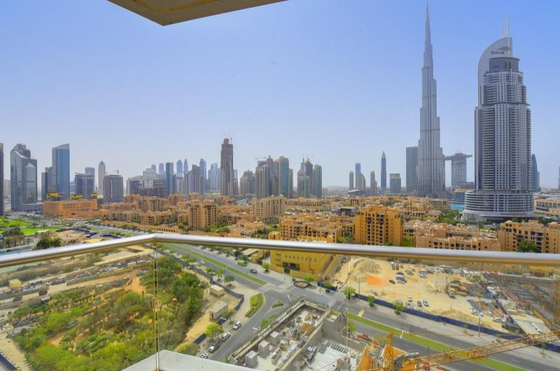 Burj Views C, Downtown Dubai