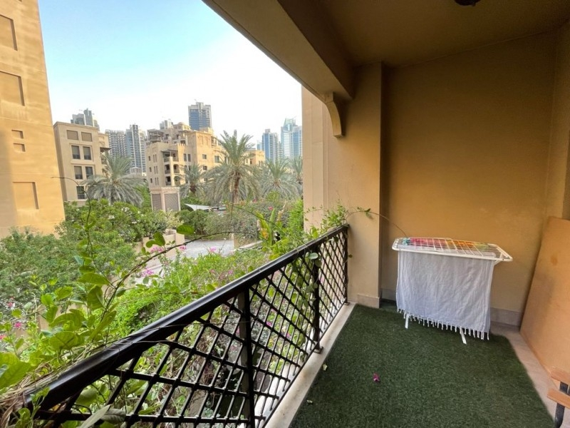 1 Bedroom Apartment For Rent in  Zaafaran 4,  Old Town   0
