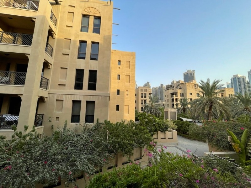 1 Bedroom Apartment For Rent in  Zaafaran 4,  Old Town   1