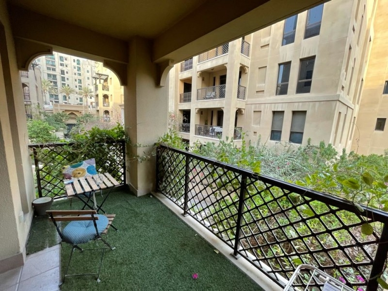1 Bedroom Apartment For Rent in  Zaafaran 4,  Old Town   10