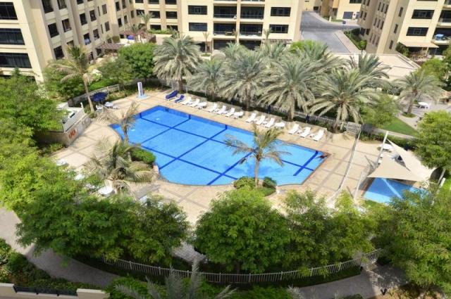 Al Nakheel 4, Greens