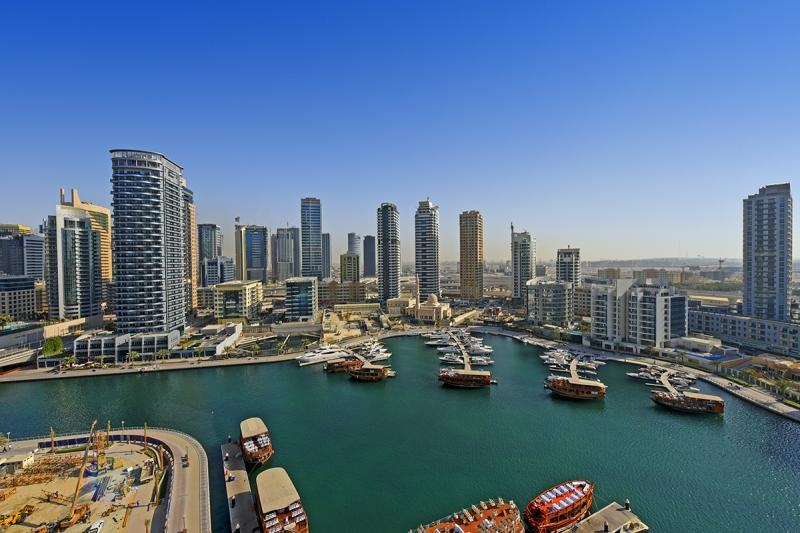 4 Bedroom Apartment For Rent in  The Jewels Tower 2,  Dubai Marina | 5
