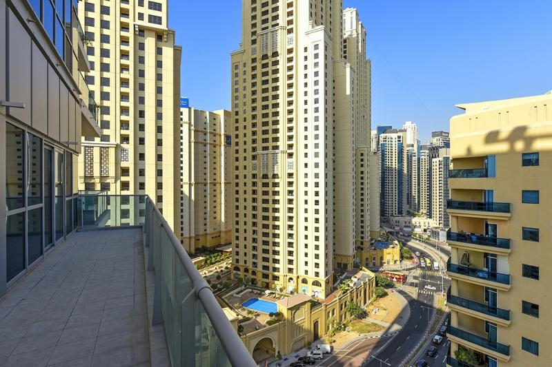 4 Bedroom Apartment For Rent in  The Jewels Tower 2,  Dubai Marina | 7