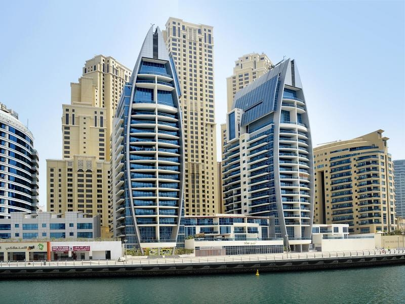 4 Bedroom Apartment For Rent in  The Jewels Tower 2,  Dubai Marina | 12
