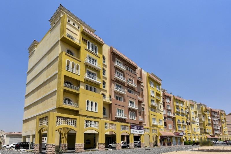 1 Bedroom Apartment For Rent in  CBD C 03,  International City   6