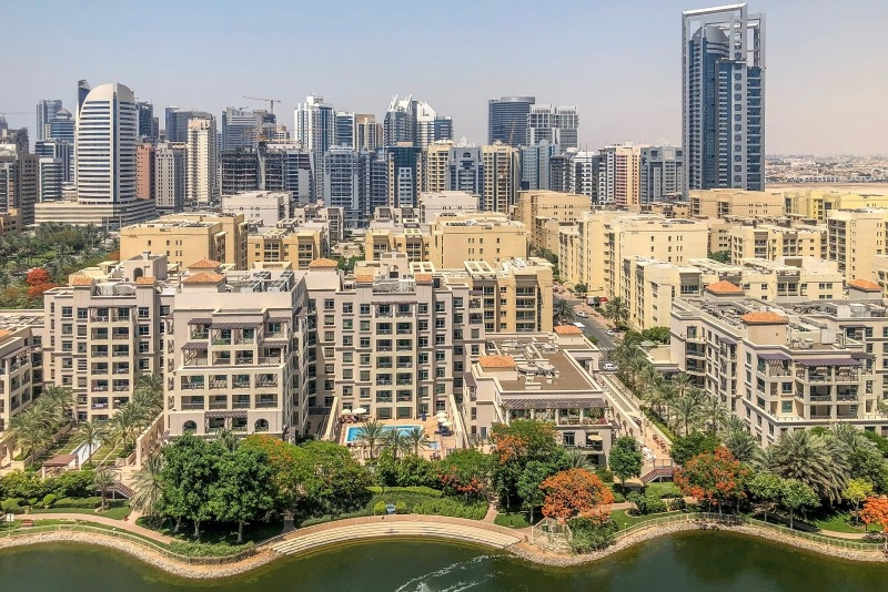 1 Bedroom Apartment For Rent in  The Links East Tower,  The Views | 7