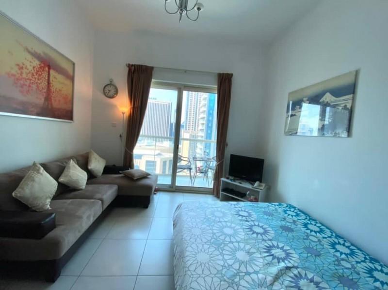 Studio Apartment For Rent in  Marina View Tower A,  Dubai Marina | 0