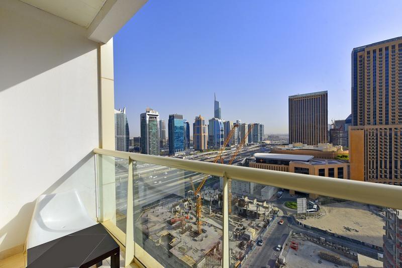 Studio Apartment For Rent in  Marina View Tower A,  Dubai Marina | 5