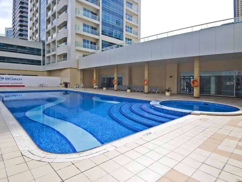 Studio Apartment For Rent in  Marina View Tower A,  Dubai Marina | 2