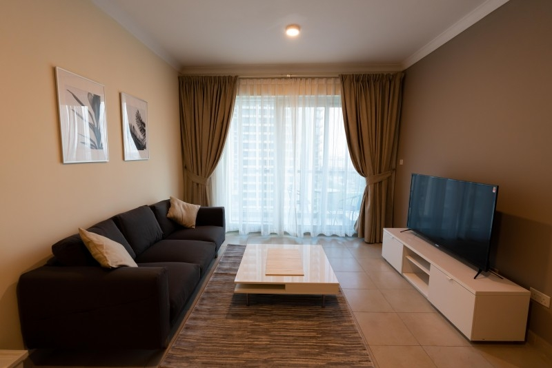 1 Bedroom Apartment For Rent in  The Fairways West,  The Views | 10